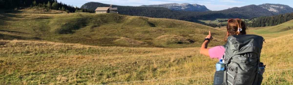 Location categorie sac à dos randonnée Les Petits Montagnards livraison gratuite partout en France