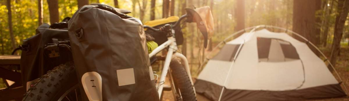 Location pack pour bikepacker