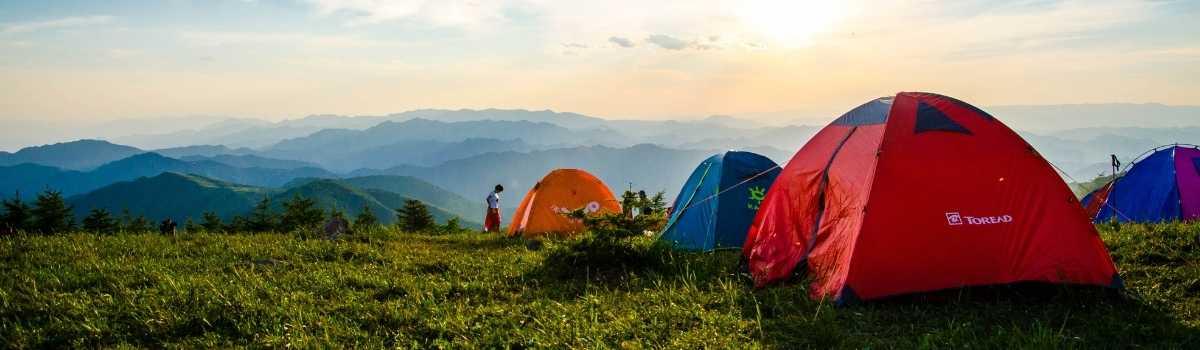 Location categorie pack camping tente Les Petits Montagnards livraison gratuite