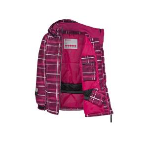 Location veste ski fille legowear bright purple ouverte