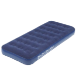 Rental inflatable camping mattress