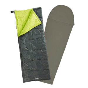 camping sleeping bag rental