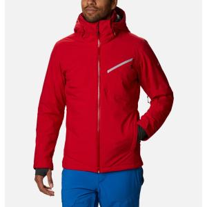 Location veste ski columbia Homme rouge Powder 8s