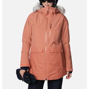 Location veste ski femme columbia nova pink