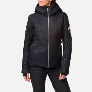location tenue ski femme ROSSIGNOL noire