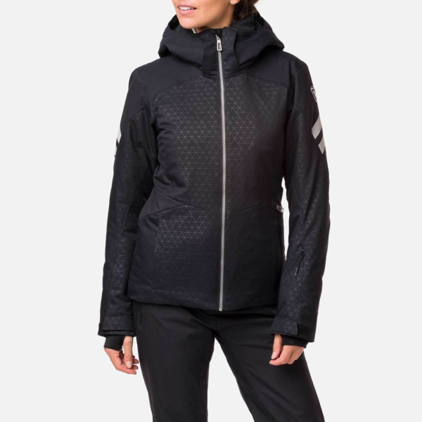 ROSSIGNOL women's ski outfit rental black