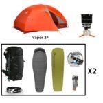 Location pack rando trekking pour 2 personnes