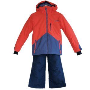 Location vêtement ski garçon Quicksilver 10 ans face