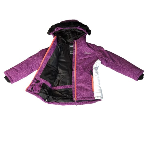 Location vêtement ski fille Dare2Be 8 ans veste