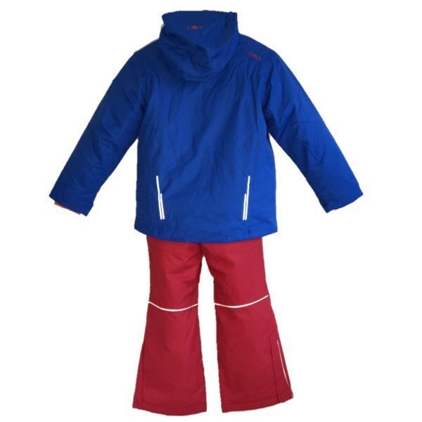 Location vêtement garçon ski CMP 8 ans dos