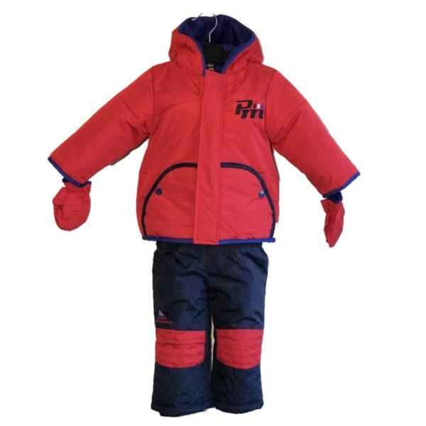 Location vêtement ski garçon Peak Mountain 2 ans face