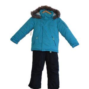 Location vêtement ski fille Burton 6 ans face