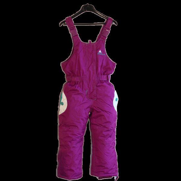 Location vêtement ski fille Peak Mountain 4 ans pantalon