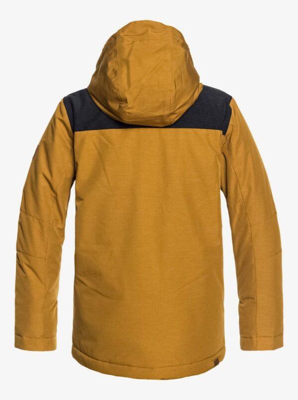 Location veste ski Quiksilver imperméable et chaude