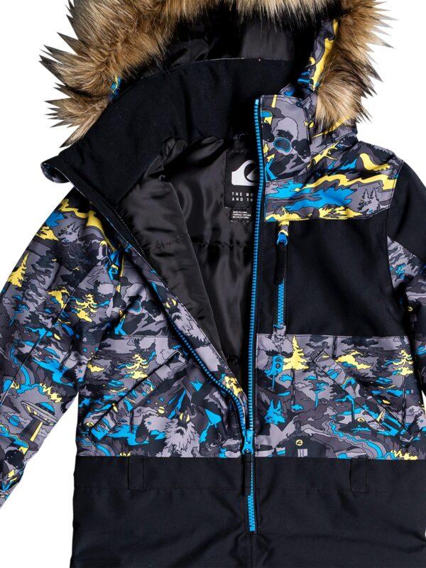 Combinaison ski garçon Quiksilver