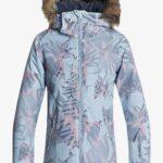 Location veste ski Roxy imperméable et chaude