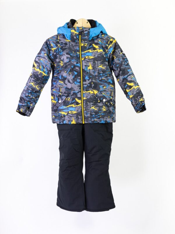 Ski suit rental Quiksilver boy